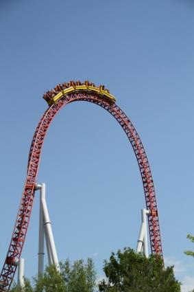 Storm Runner Coaster at Hersheypark