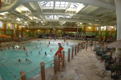 Great Wolf Lodge indoor water park