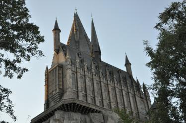 Hogwarts at Universal Studios Theme Park in Orlando; © Wangkun Jia | Dreamstime.com