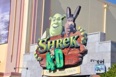 Shrek 4D at Universal Studios; © Wangkun Jia | Dreamstime.com