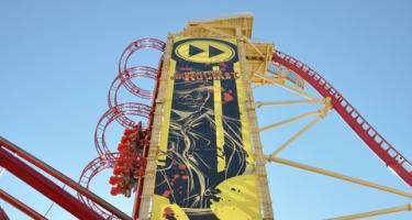 Rip Ride Rockit Coaster; © Wangkun Jia | Dreamstime.com