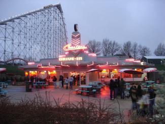 Coasters restaurant