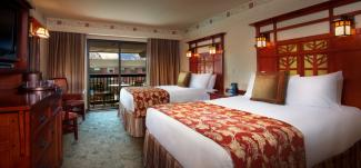 © Disney - Artisan Suite in Grand Californian Hotel