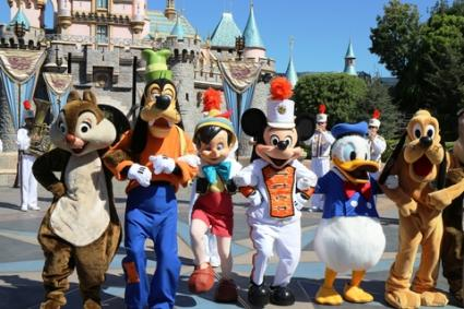 Disneyland Resort Anaheim California