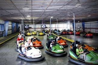 Dodge City Bumper Cars