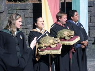 Hogsmeade: Frog Choir