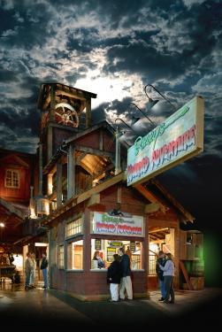 Ripley's Haunted Adventure, Gatlinburg
