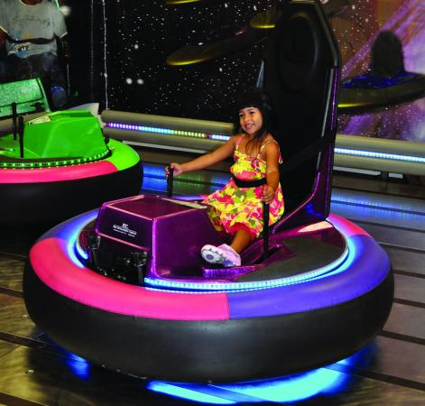 RDC bumper car