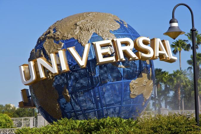 Universal globe sign