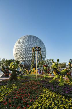 Epcot International Flower & Garden Festival