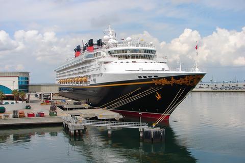 Cruise Ship Disney Wonder