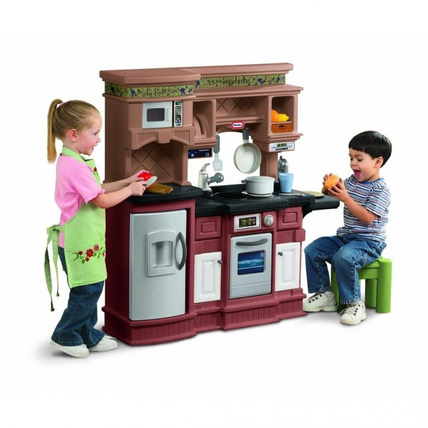 Little Tikes Kitchen Slideshow