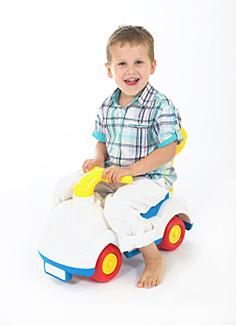 Child riding toy