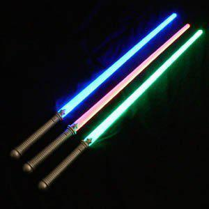 Light Up Laser Lightsaber