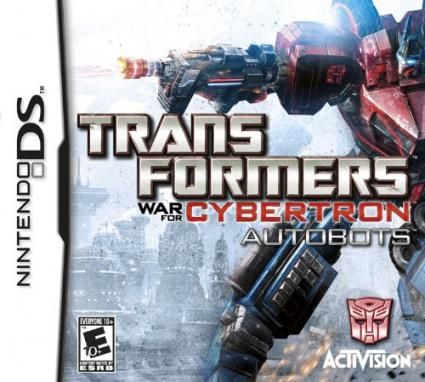 Transformers War for Cybertron Decepticon video game from Amazon.com