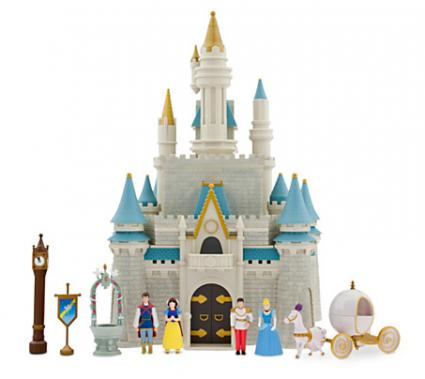 Cinderella castle play set