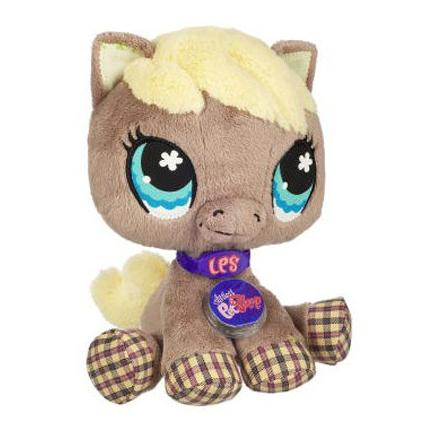 Littlest Pet Shop Interactive Horse