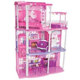 1980 Barbie Dream House on Barbie Dream House
