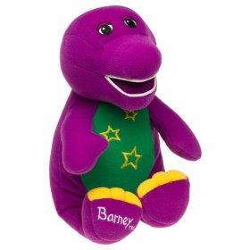 Barney Dinosaur toy