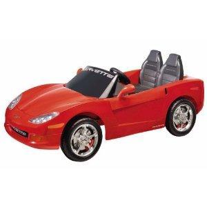 Corvette ride on toy
