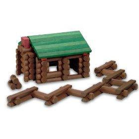 Who Invented Lincoln Logs