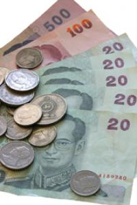 Foreign coins and currency
