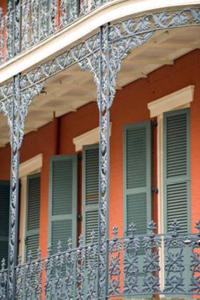 NOLA Balcony