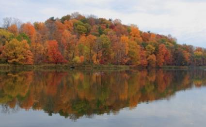 Fall in Ithaca