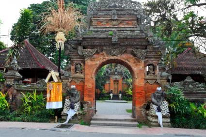 Architecture of Ubud, Bali