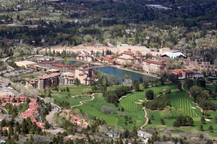 Broadmoor Golf Resort
