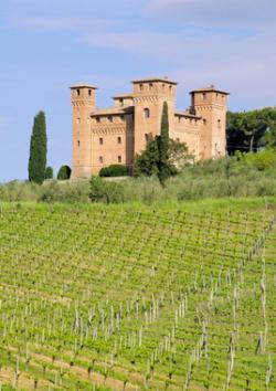 Castello delle Quattro Torra; © Lianem | Dreamstime.com