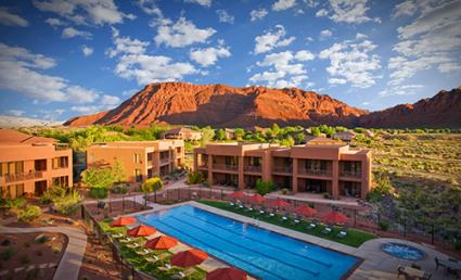 Red Mountain Resort Villas and Pool