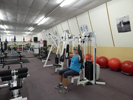 Tennessee Fitness Spa Gym