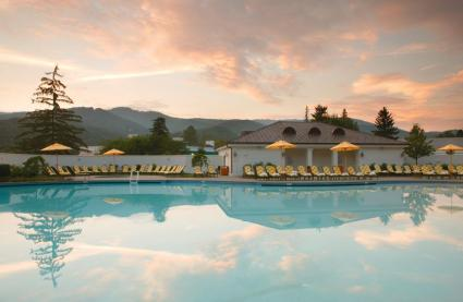 Outdoor Pool at The Greenbrier
