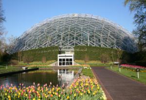 Climatron Missouri Botanical Gardens
