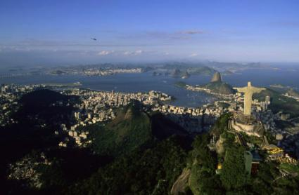 Corcovado and its Christ the Redeemer Statue