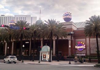 Harrahs in New Orleans