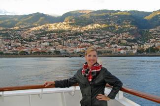 Suzanne Klasen, Cruise One