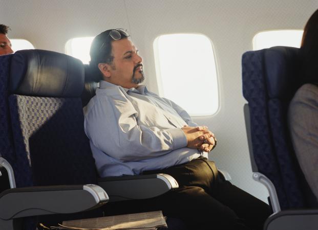 Plus Size Air Travel