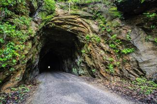 900 Foot Nada Tunnel