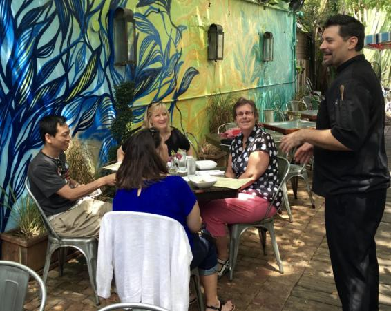 Stop on the West Palm Beach Food Tour
