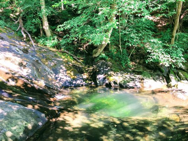 Shenandoah National Park_Cedar Run White Oak trail