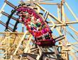 Rollercoaster at the Silver Dollar City theme park, Branson, MO | Photo courtesy of the Branson/Lakes Area Convention and Visitors Bureau | Branson CVB Photo | Photo: ExploreBranson.com