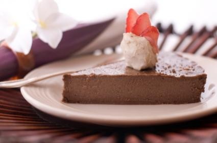Chocolate Silk Pie with Oreo Cookie Crust (Chocolate Mousse Tofu Pie ...