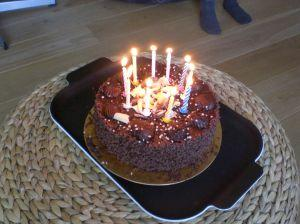 Vegan Birthday Cake on 121805 300x224 Vegan Birthday Cake Jpg