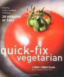 Quick Fix Vegetarian Cookbook