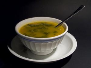 Veggie soup.