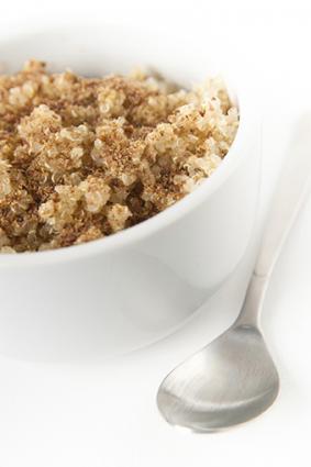 Quinoa Hot Cereal
