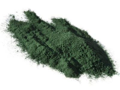 how to make spirulina powder