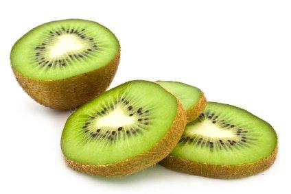 Kiwi fruit is an excellent source of vitamin E.